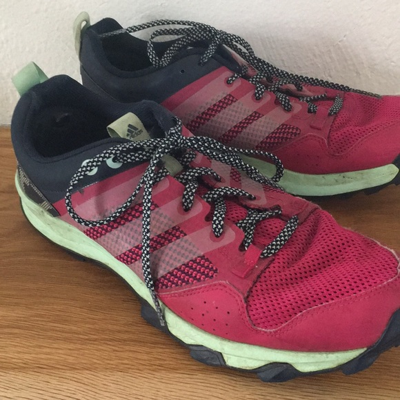 Adidas Kanadia Trail Running Shoes